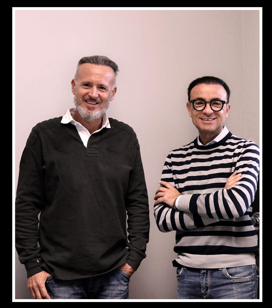 Antonio and Michele the artisans of Ottocentodue